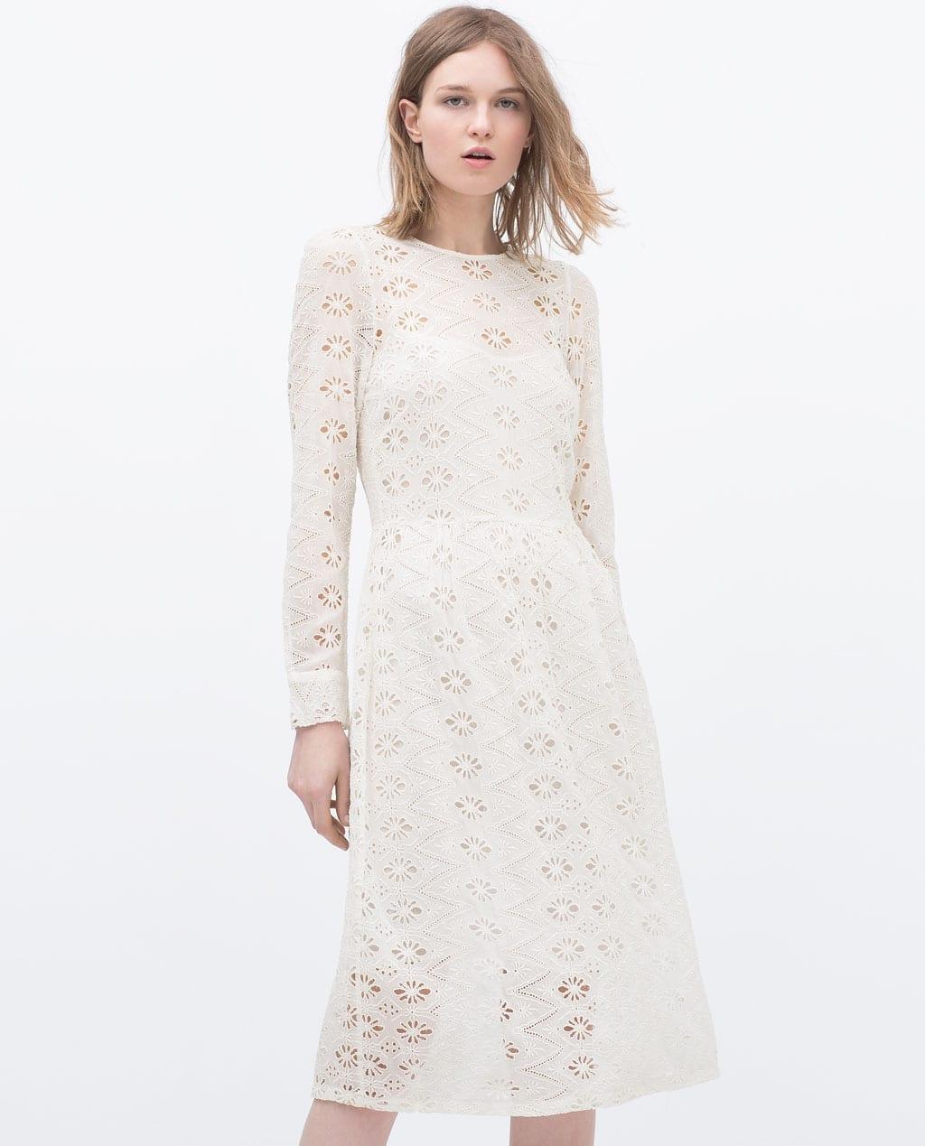 Vestiti bianco zara – Abiti alla moda 2dc26b4da6a