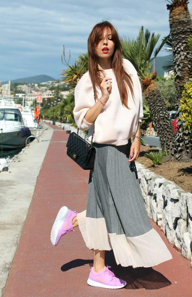chanel 2.55 bag, fashion editorial fashion outfit ottod'ame summer 2015 elisa bellino fashion italian blog