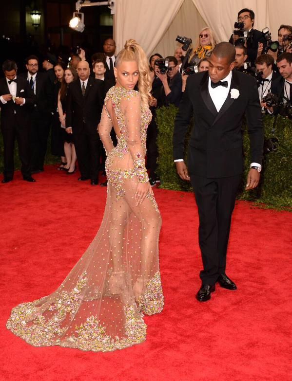 Beyoncé met ball 2015
