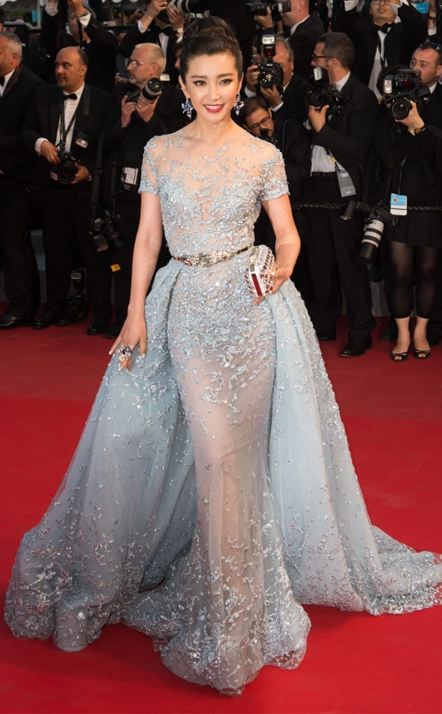 Li bingbing cannes 2015 zuhair murad. theladycracy.it