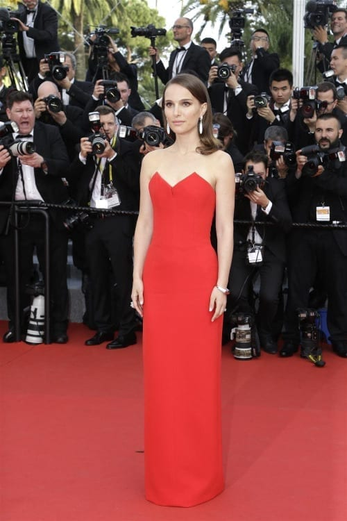 Natalie Portman Christian Dior festival di Cannes 2015, theladycracy.it