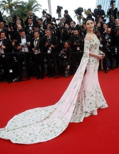 Ralph e Russo Li Bingbing, theladycracy.it