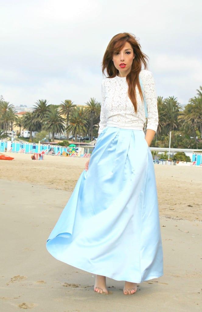 cinderella skirt asos outfit mango lace top theladycracy.it elisa bellino fashion editorial, cinderella skirt, asos outfit mango lace top theladycracy.it elisa bellino fashion editorial 1