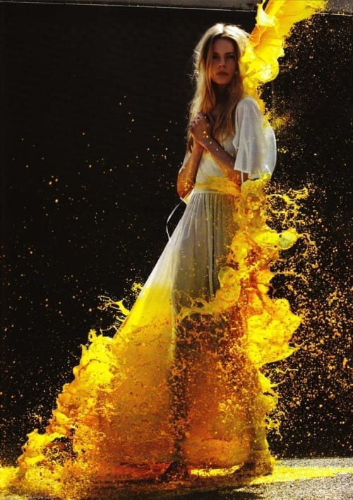 come abbinare il giallo, theladycracy.it