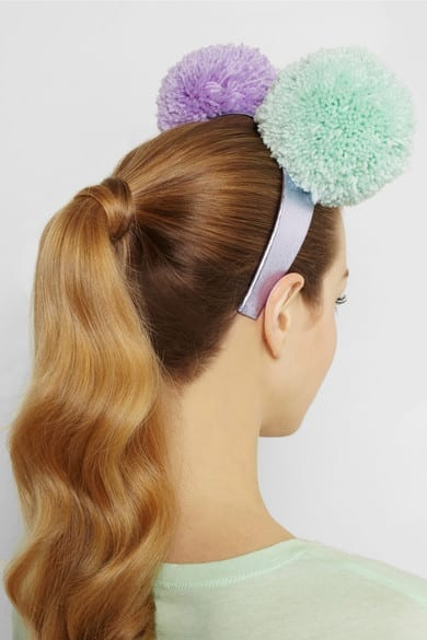 pom pom headband, tentazioni fashion, theladycracy.it, cerchietti pom pom , fashion blog italia, top fashion blogger italiane