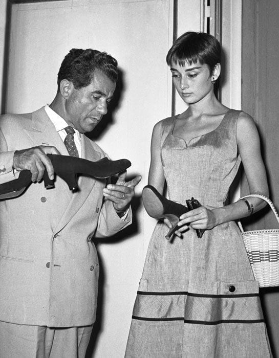 made to measure business, salvatore ferragamo and audrey hepburn,customizzare, fashion news, fashion radar, fashion trends