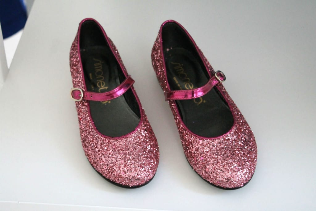 simonetta fall winter 2015 scarpe glitter