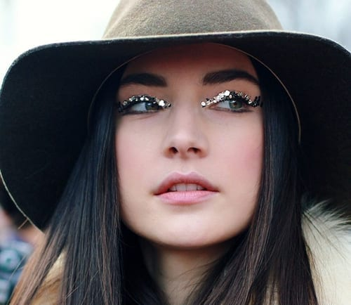 sparkly make up,make up occhi, elisa bellino, fashion blog italia, fashion blogger italia