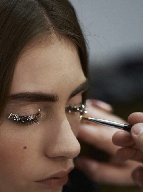 sparkly make up, trend beauty,make up occhi, elisa bellino, fashion blog italia, fashion blogger italia