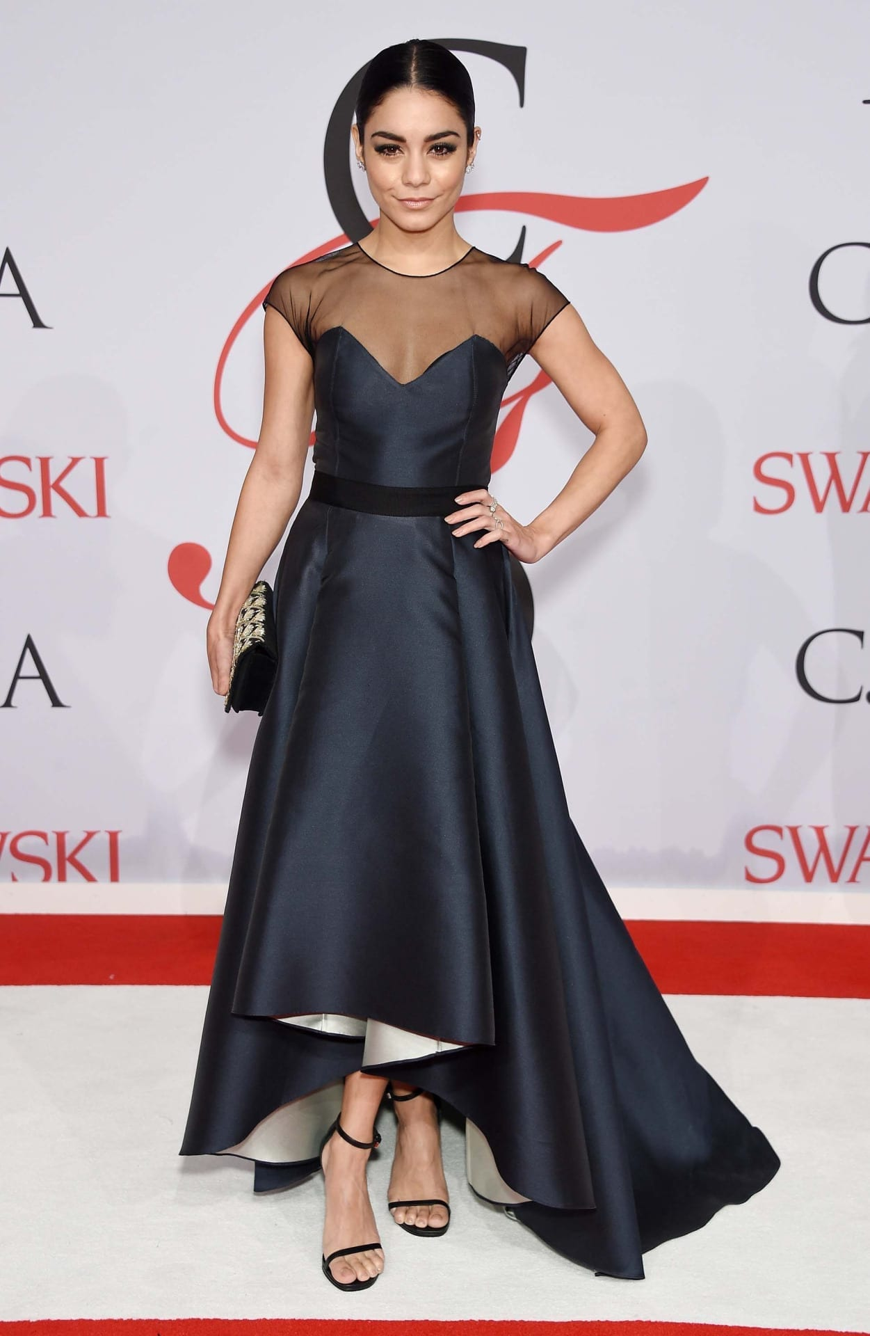 Vanessa Hudgens dress cfda 2015, theladycracy.it
