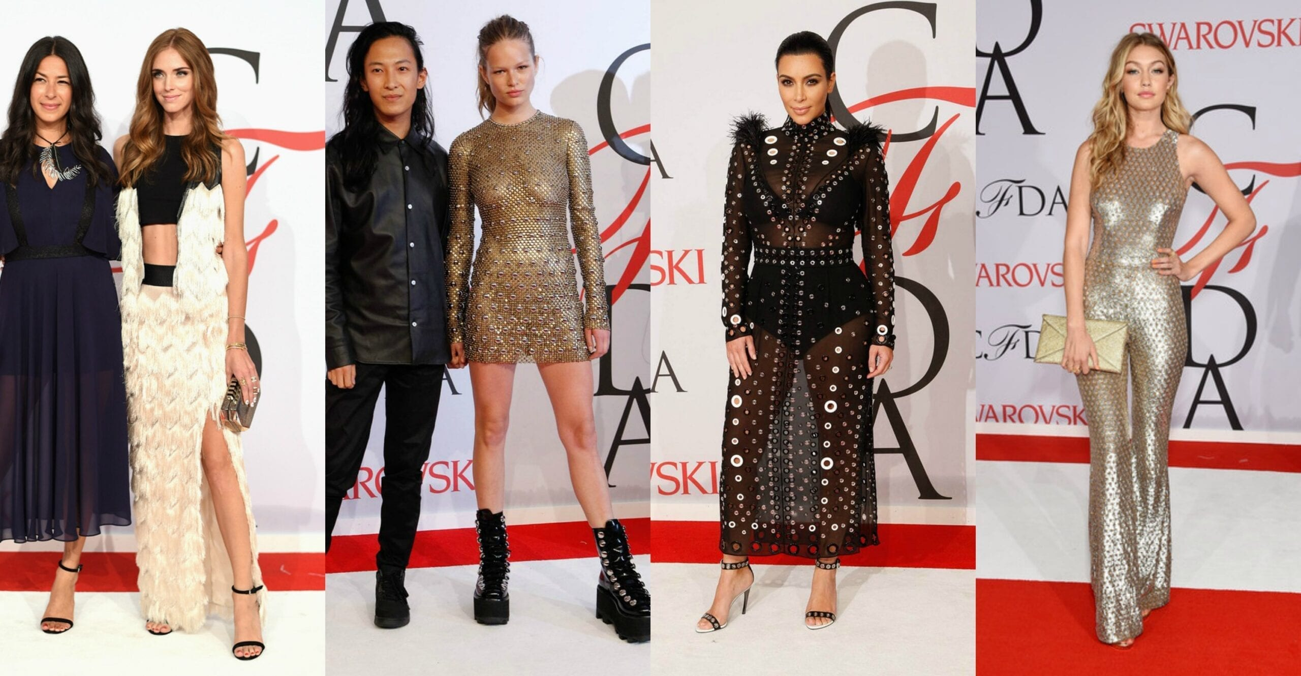 cfda awards 2015 best dressed