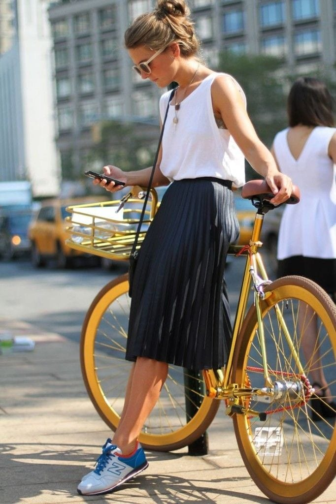 midi plissè skirt,come si nasconde la cellulite,theladycracy.it, fashion blog italia, fashion blogger italy, tendenze moda 2015