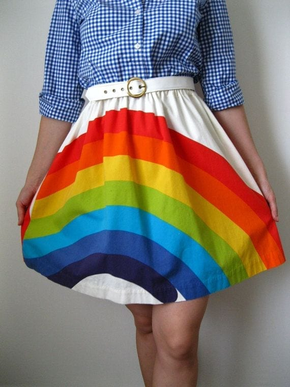 rainbow skirt,enrica tesio, wonder women, theladycracy.it,theladycracy.it, fashion blog italia, fashion blogger italy, tendenze moda 2015