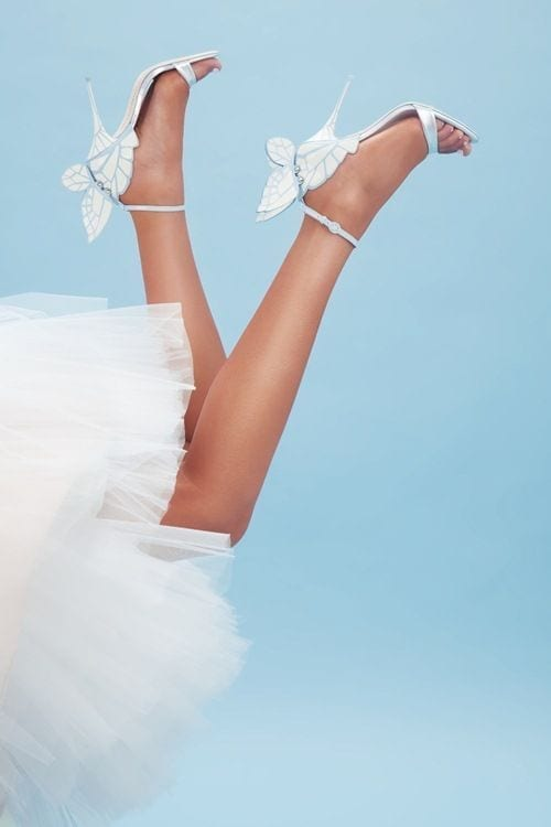 sophia webster scarpe, sophia webster butterfly, elisa bellino