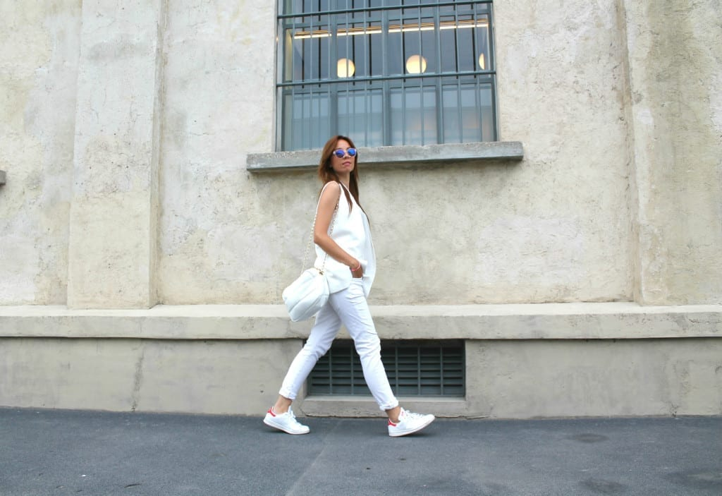 total white look, fashion blogger look, milano outfit, fashion blogger milano, fashion blog italia, best fashion blogger italy, elisa bellino, theladycracy.it,