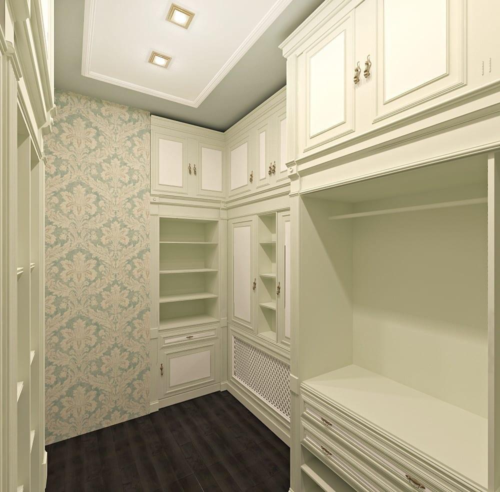 Idee per la cabina armadio for Stanza armadio