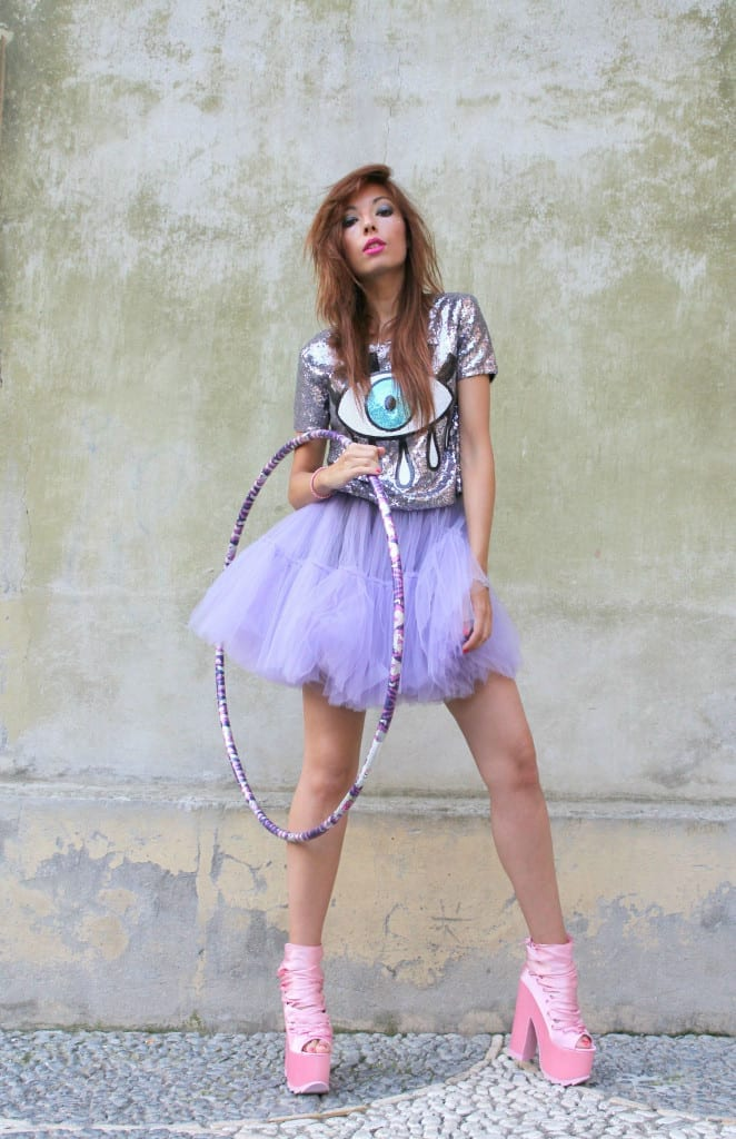 fashion editorials, elisa bellino, theladycracy.it, fashion blogger italia, fashion blog italia, summer fashion outfit 2015, tulle skirt, pink,Il discorso di Franca Sozzani sui blogger