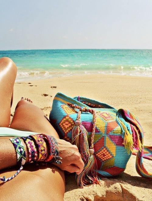 look da spiaggia 2015, boho chic, all white look, theladycracy.it, fashion blog italia, come vestirsi per il mare, come vestirsi in estate,