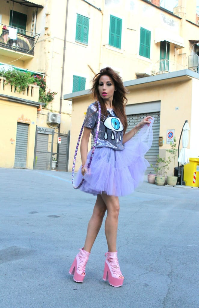 theladycracy.it, elisa bellino, fashion blog italia, fashion blogger italia, tulle skirt, fashion summer outfit 2015,Il discorso di Franca Sozzani sui blogger