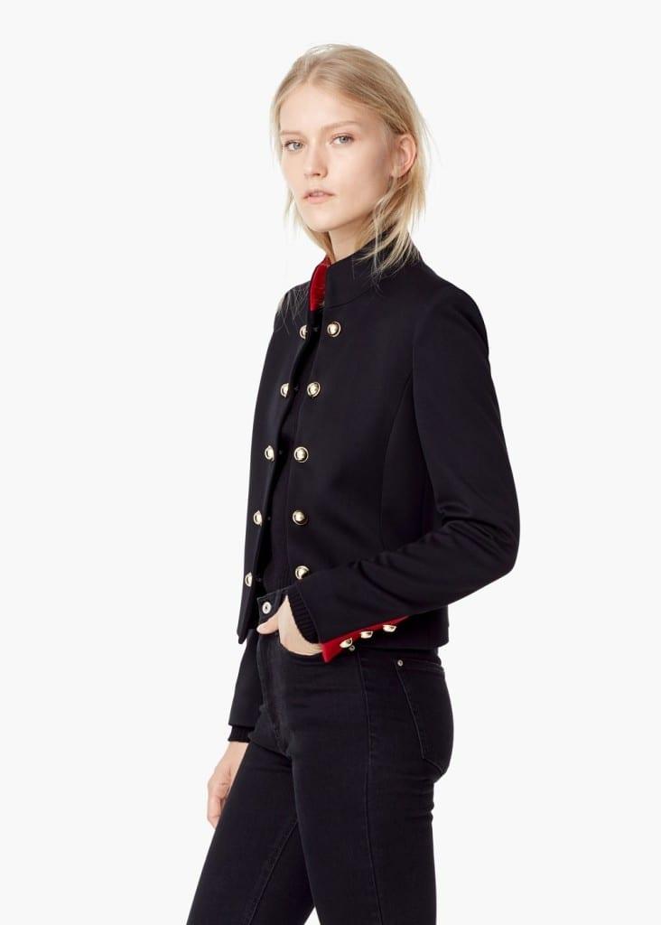 cosa mi metto domani per andare a lavoro, giacca marsina mango stile chanel, theladycracy.it, top fashion blog italia