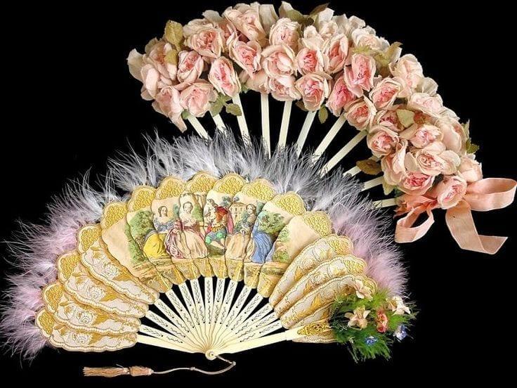 l'accessorio più bello dell'estate 2015, storia del ventaglio, maria antonietta ventaglio, come si usa il ventaglio, fan antique,ventaglio nella moda