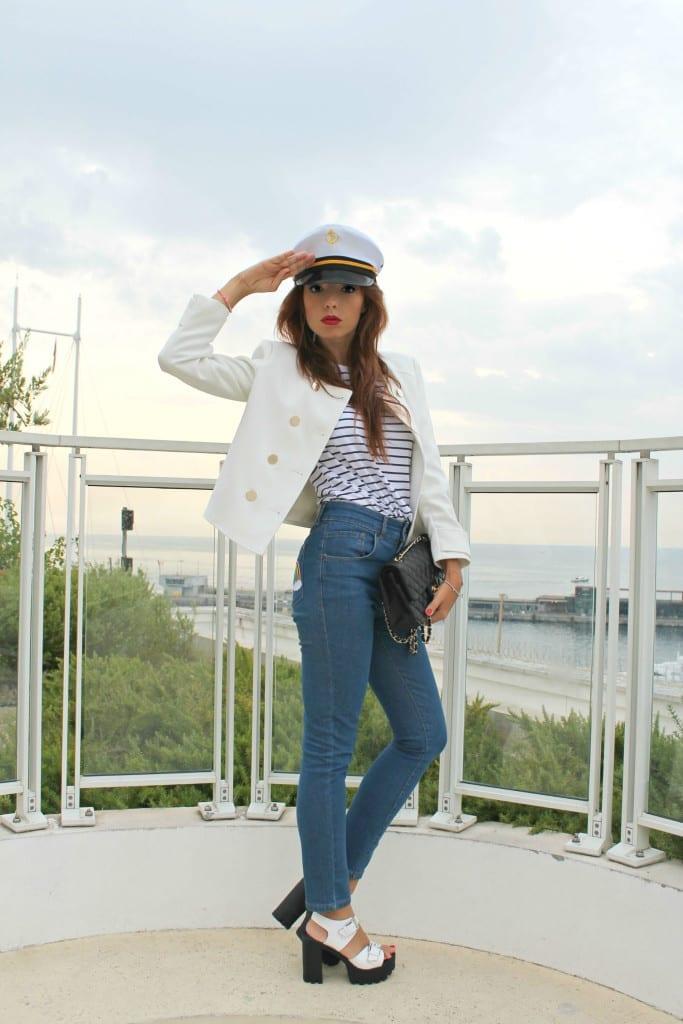 lusso accessibile, fashion blog italia, theladycracy.it, montecarlo, look marinaretta, stile sailor, fashion blog italiani, dove comprare rossetti louboutin, costo rossetti louboutin