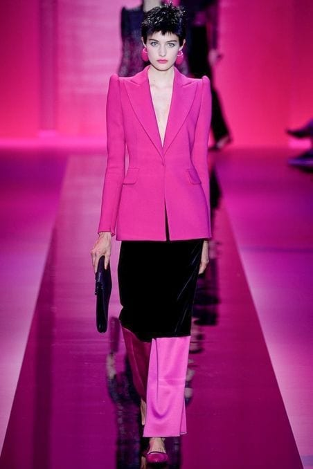 moda anni 80, come vestirsi anni 80, theladycracy.it, armani privé fall 2015, elisa bellino