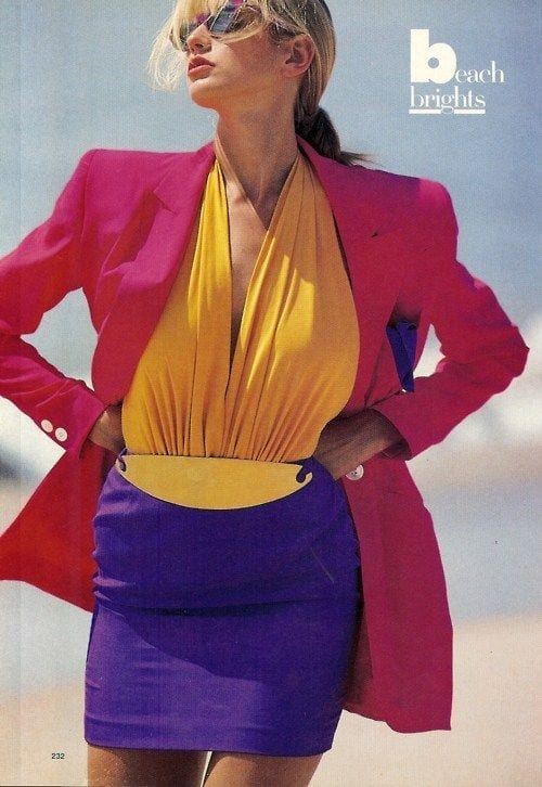 moda anni 80, come vestirsi anni 80, theladycracy.it, fashion inspirations, -