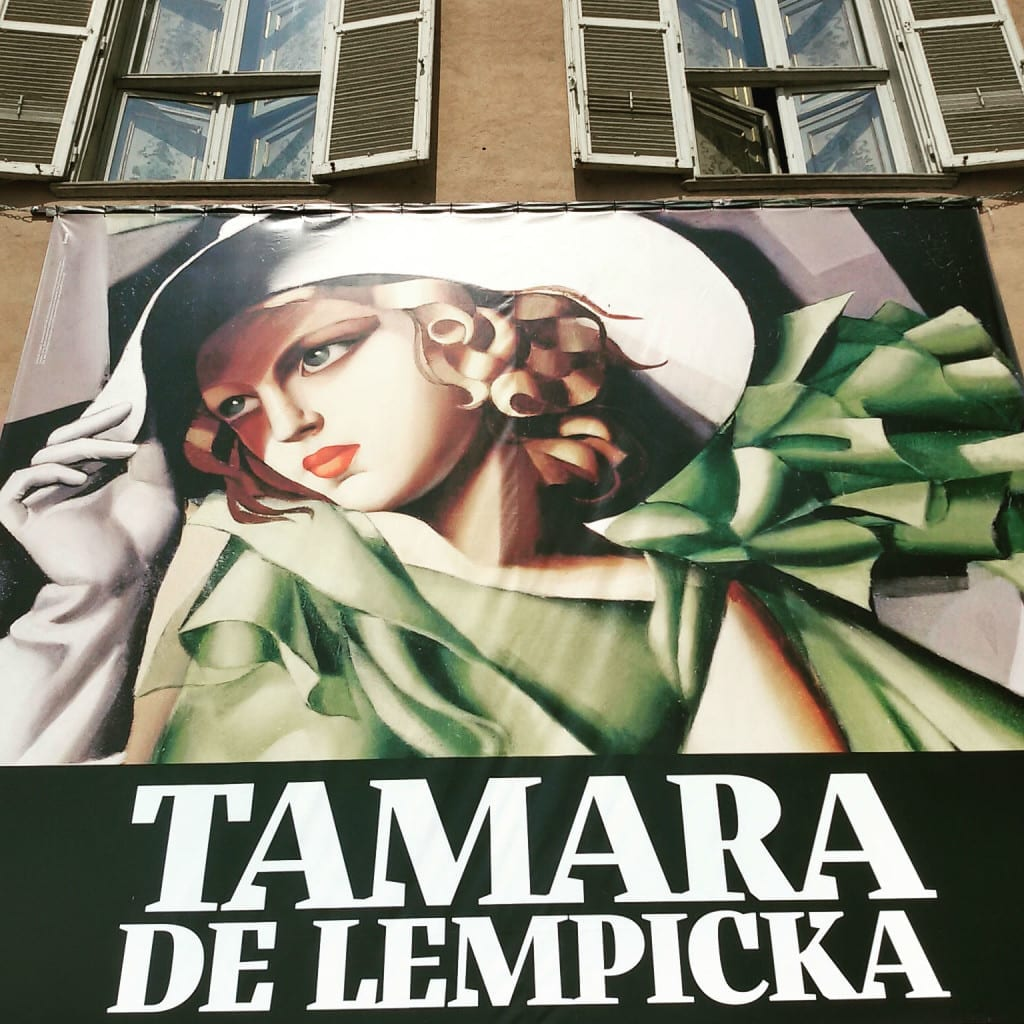 mostra tamara de lempicka verona, theladycracy.it, elisa bellino, best fashion blogger italia