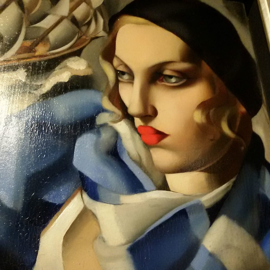 mostra tamara de lempicka verona, theladycracy.it, elisa bellino, fashion blogger italia, best fashion blogger italiane