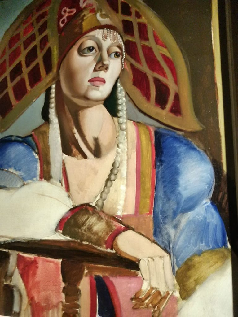 mostra tamara de lempicka verona, theladycracy.it, elisa bellino, top fashion blog italia