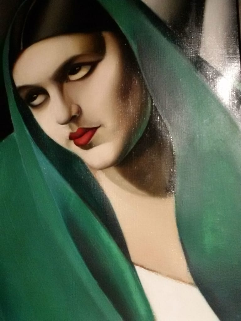 mostra tamara de lempicka verona, theladycracy.it, elisa bellino, top fashion blogger italia