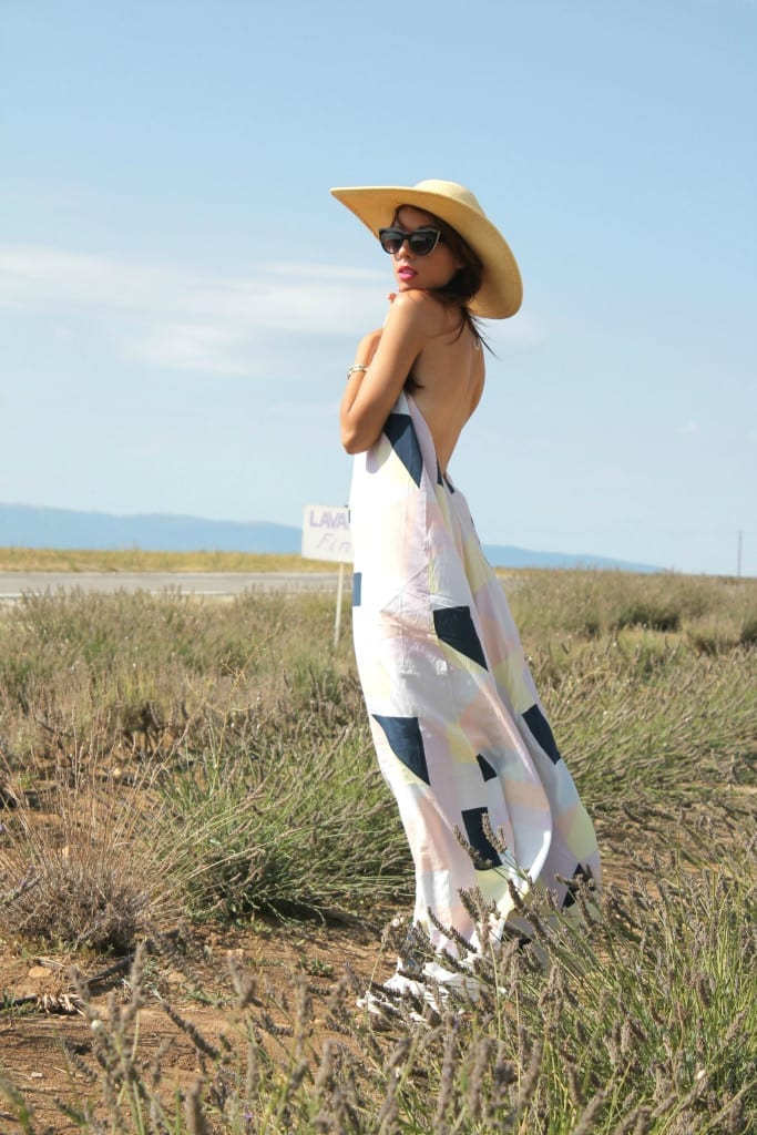the september issue, theladycracy.it, fashion editorial, fashion blogger italia, fashion summer outfit , valensole, lavanda