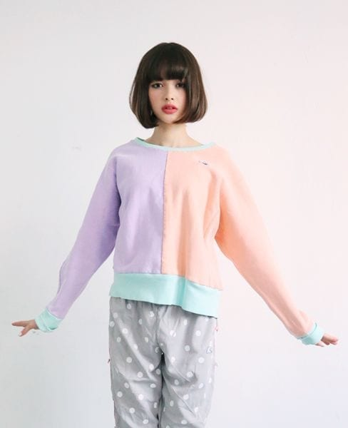 Cosa va di moda oggi, theladycracy.it, elisa bellino, color block, manga, kawaii,top fashion blogger italiane, fashion blog italiani, elisa bellino, tendenze moda fall 2015