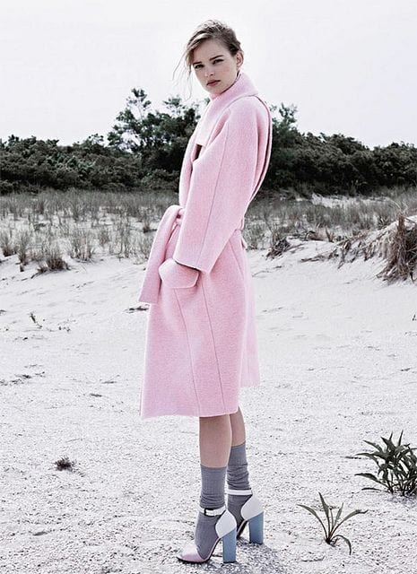 Cosa va di moda oggi, theladycracy.it, elisa bellino, pink coat fall 2015,top fashion blogger italiane, fashion blog italiani, elisa bellino, tendenze moda fall 2015