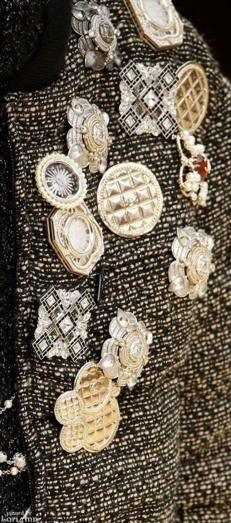 accessori autunno inverno 2015, theladycracy.it, elisa bellino, fashion blog italia, fashion blogger italiane, chanel fall 2015 broches