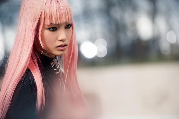 capelli autunno 2015, tendenze capelli autunno inverno 2015, elisa bellino, theladycracy.it, pink hair, 8