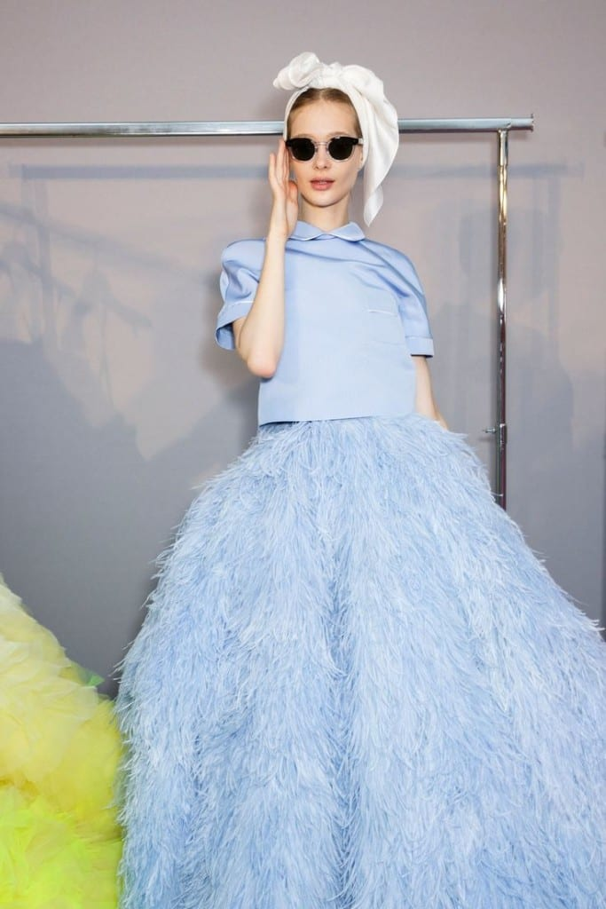 giambattista valli couture, theladycracy.it, 5 buoni motivi per nascere donne, haute couture dress