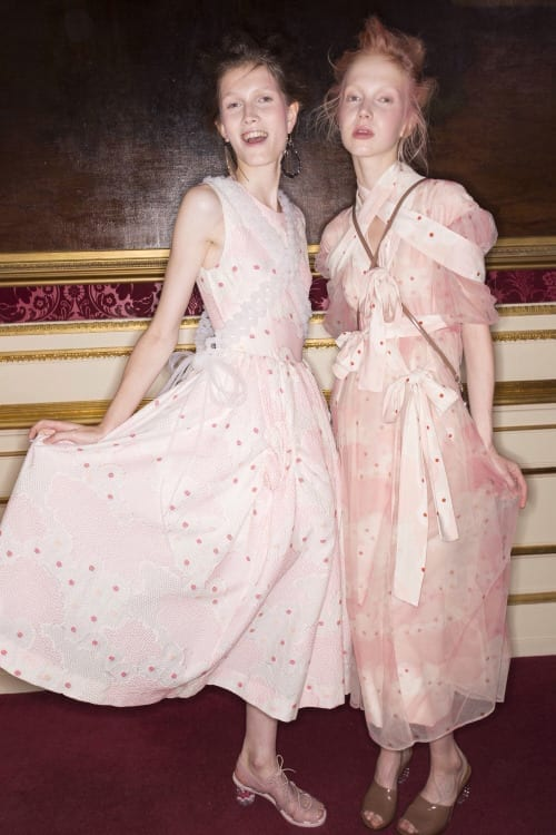 london fashion week ss 2016, theladycracy.it, elisa bellino, fashion blog italia, simone rocha ss 2016, _