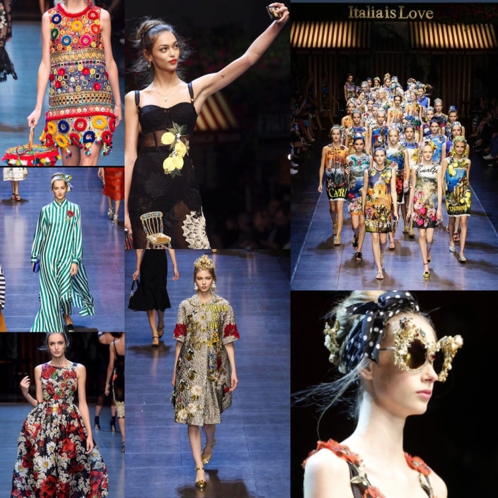mfw settembre 2015, theladycracy.it, elisa bellino, dolce gabbana primavera estate 2016,