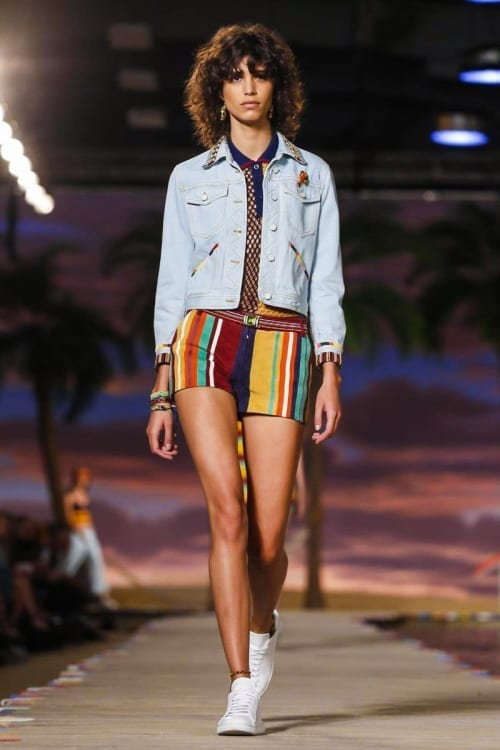 Tommy Hilfiger Fashion Show, Ready to Wear Collection Spring Summer 2016 in New York,new york fashion week 2016, tommy hilfiger ss 2016, elisa bellino, fashion blog italia, tommy hilfiger ss 2016,