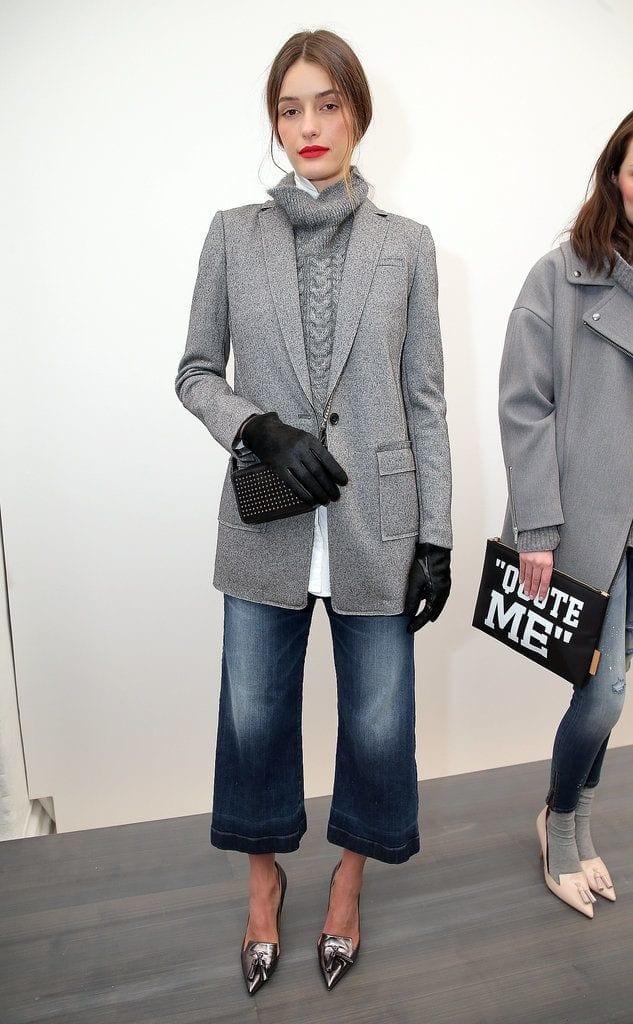 quali jeans vanno di moda questo autunno inverno 2015, theladycracy.it, elisa bellino, fashion blogger italia, cropped flares jeans