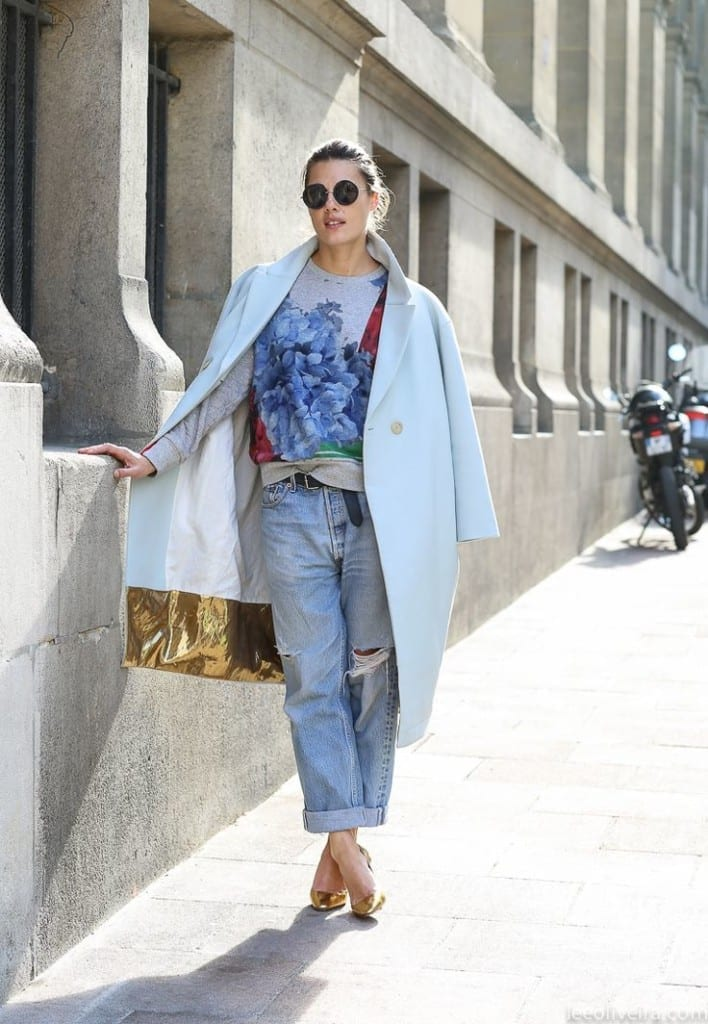 quali jeans vanno di moda questo autunno inverno 2015, theladycracy.it, elisa bellino, fashion blogger italia, stylish outfit, street sytle, come si indossano i boyfriend jeans