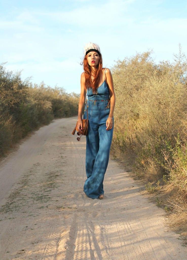 tuta jeans, fashion influcencer italiani, flares pants, come vestirsi anni settanta, anni 70 outfit, sqaw trend fall 2015, theladycracy.it, elisa bellino, tuta jeans anni 70, flares pants jeans