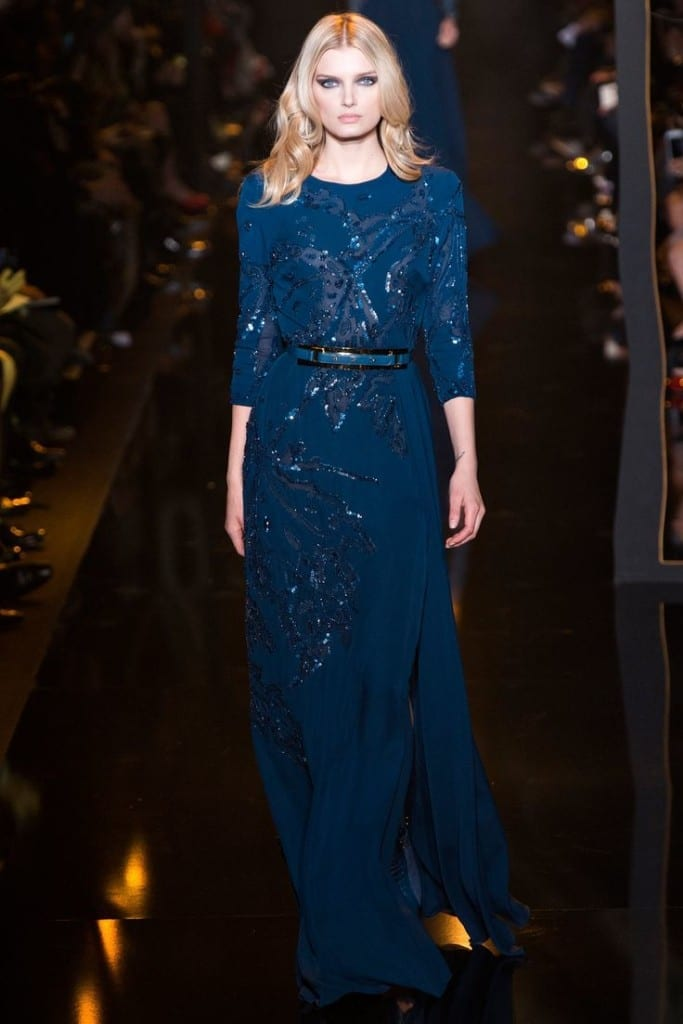 abiti eleganti, fashion blog, theladycracy.it, elisa bellino, elie saab ready to wear 2015,fashion blogger italiane,
