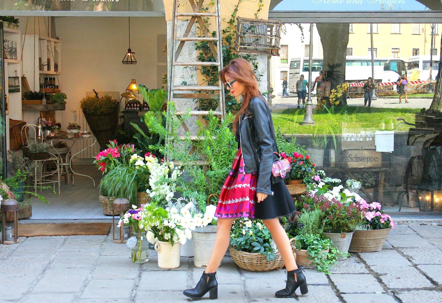 blogger famose, theladycracy.it, elisa bellino, mfw outfit street style, gabriele fiorucci, fashion blogger italiane, o