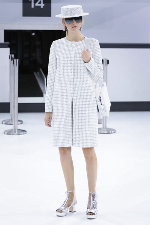 Chanel Fashion Show, Ready to Wear Collection Spring Summer 2016 in Paris