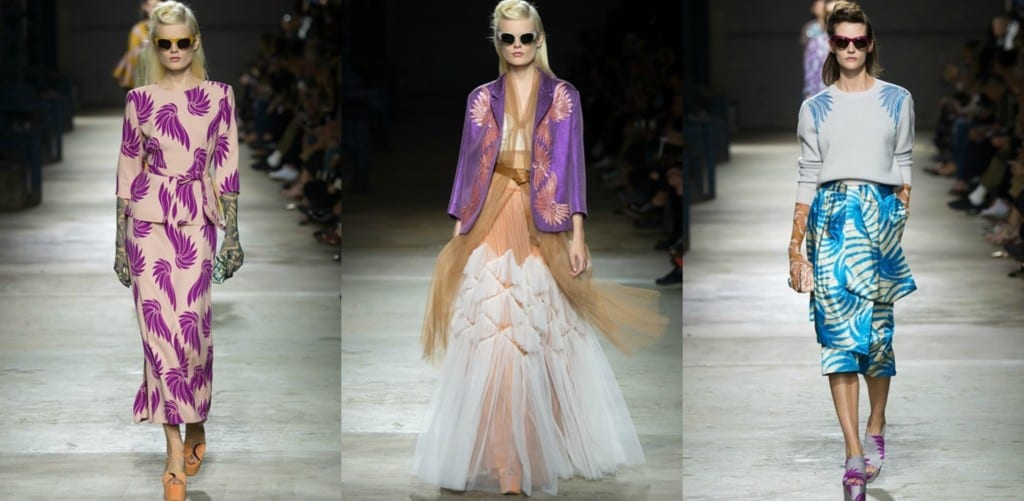 dries van noten, sfilate parigi ottobre 2015, theladycracy.it, elisa bellino, pfw 2016, pfw 2016, tendenze estate 2016