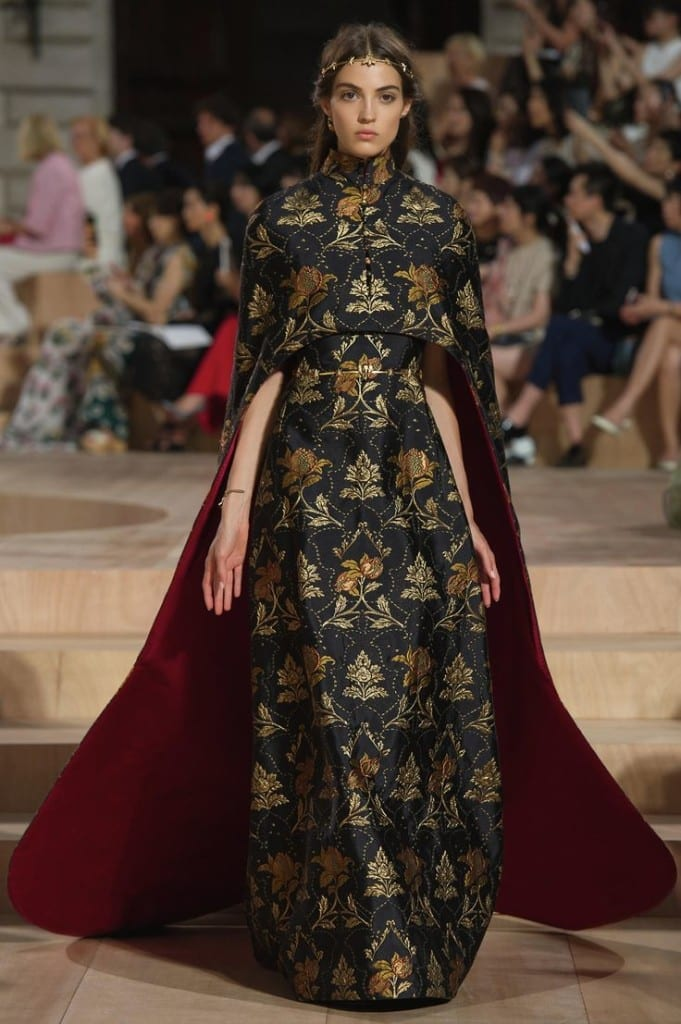 moda autunno inverno 2016, theladycracy.it, elisa bellino, fashion blog italia, cosa significa folk, valentino haute couture fw 2015