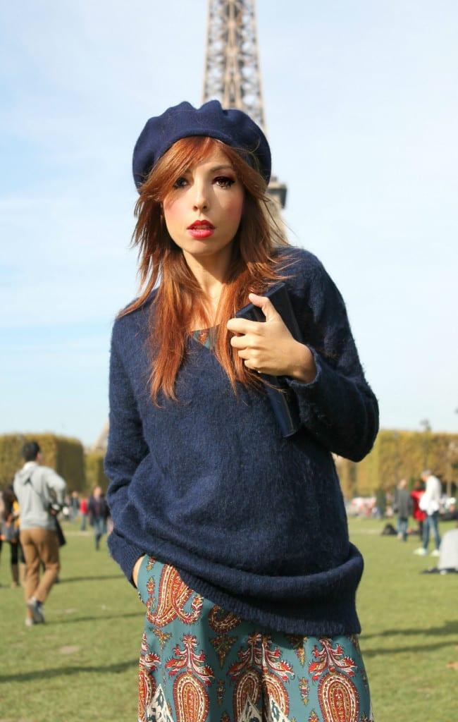cosa succede nel mondo, theladycracy.it, elisa bellino, fashion blog italia, fashion blogger italiane, outfit 2016,fashion blogger outfit fall winter 2016, stile parigino, total look zara